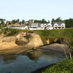 View of Inn from Tidal Raves restaurant