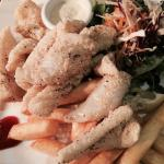 salt n pepper calamari