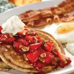 Perkins is home to the famous all-day breakfast