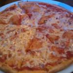 Margheritta pizza