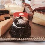 So many Desserts to choose from- chocolate lava , cream brûlée cheesecake, banana chocolate cake