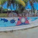 Lugar agradable, comodo y gente buena onda, a una cuadra de la playa 100% recomendable.