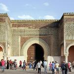 The Original Bab al Mansour