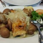 Bacalhau  c batatas ao murro