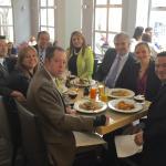 Almuerzo de Trabajo en Republik