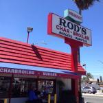 Rod's CharBurger - Redondo Beach, CA
