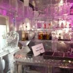 Cool bar.....ice cool