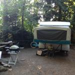 Garden Faire Campground Foto