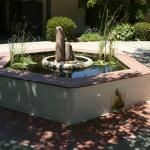 Inner Courtyard Fountain -Santa Ynez Valley Historical Museum