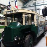 Renault Bus from 1935, from Paris!