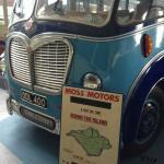 Bedford SB Duple 'an Island coach'