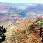 view of Grand Canyon south rim