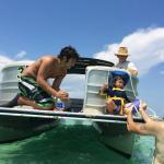 Crab Island fun