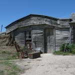 Prairie Homestead house