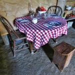 Prairie Homestead table