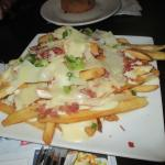 Happy Hour Appetizers Gouda Fries $ 5.00