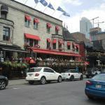 Sir Winston Churchill Pub, Crescent Street, Montreal