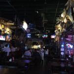 Classic Dallas bar and restaurant.