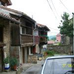 Vista del pueblo de Garabandal