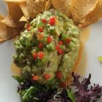 Homemade guacamole! Simply the best in the world!