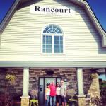 Zoom Zoom to Rancourt Winery!