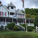 Hudson Manor Bed and Breakfast, Watkins Glen, NY