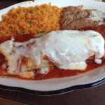 Burrito with Chorizo and Beef Yum!