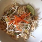 Pad Thai ... Yum!