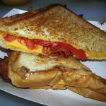 Grilled Cheese & Tomato