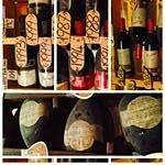 Beppi's wine display