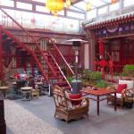 Templeside Deluxe Hutong House Hotel Foto