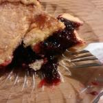 Triple Berry Pie