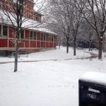 Pretty campus