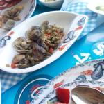 oysters dish (جندوفلي) @ sea gull san stefano branch