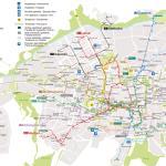 Conjunto de líneas de autobús de Vitoria-Gasteiz