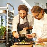 east Restaurant - Head chefs, Dinner