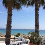 A great place to be, with great view and great staff!!! A really nice place to stay in Paros!