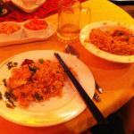 Chengdu Sea Food Fried Rice