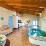 L'Onda 3 bedroom Apartment living space