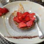 Tarte au fraises maison