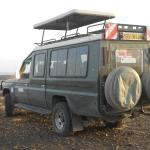 Recommended transport to turkana