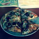 Small personal pizza pizza!