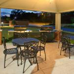 BBQ and Gazebo Area