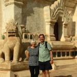 Bagan, Myanmar Temple