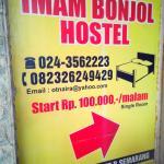 Photo of Imam Bonjol Hostel