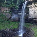 Falls of Hills Creek Scenic Area