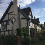 Beautiful British pub