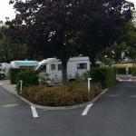 Un camping agréable