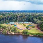 Iwokrama River Lodge