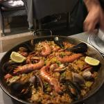 The best paella i've had in a very long time